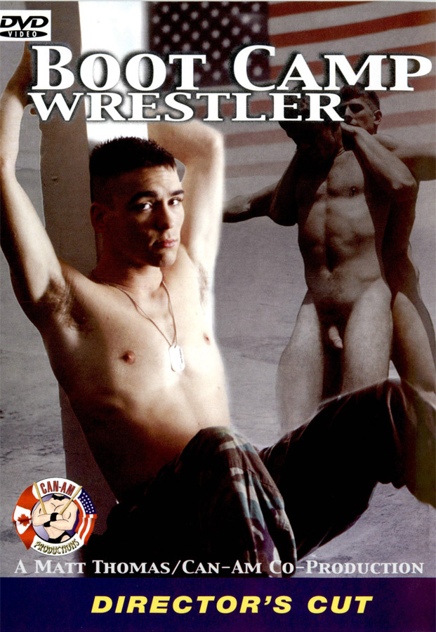 Boot Camp Wrestler Cover Front